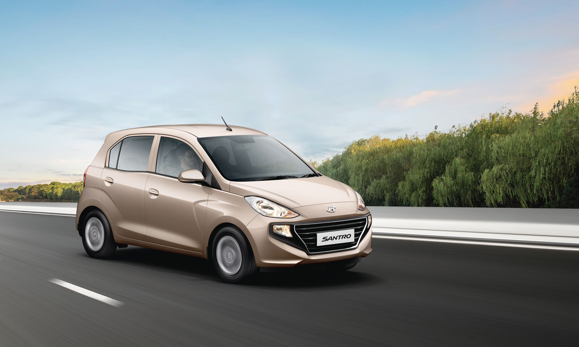 Hyundai All New Santro Dealer Mumbai, Thane - Shreenath Hyundai