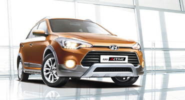 Hyundai i20 Active Car Dealer Mumbai, Thane - Shreenath Hyundai