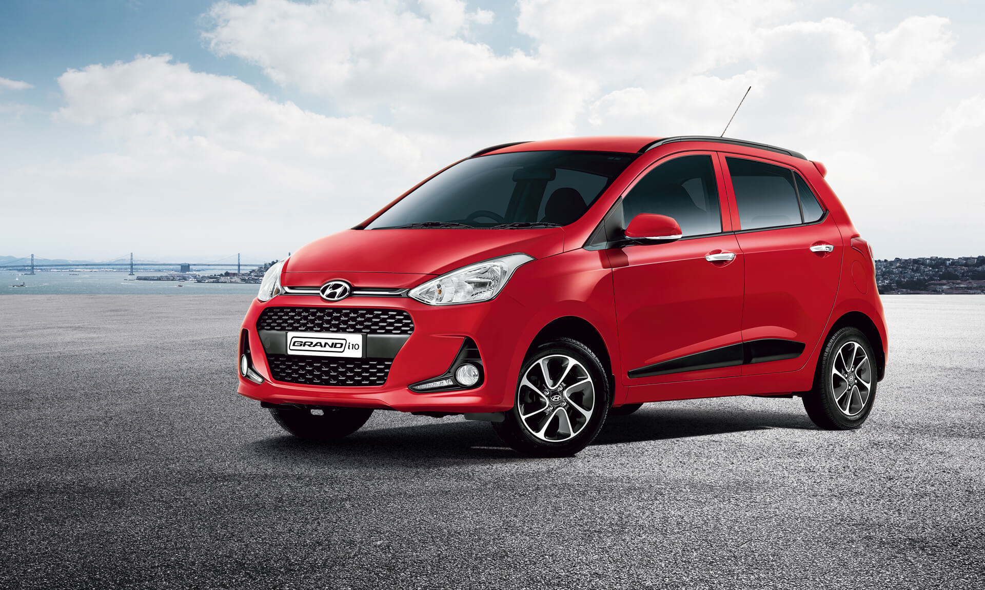 Hyundai Grand i10 Dealer Mumbai, Thane - Shreenath Hyundai