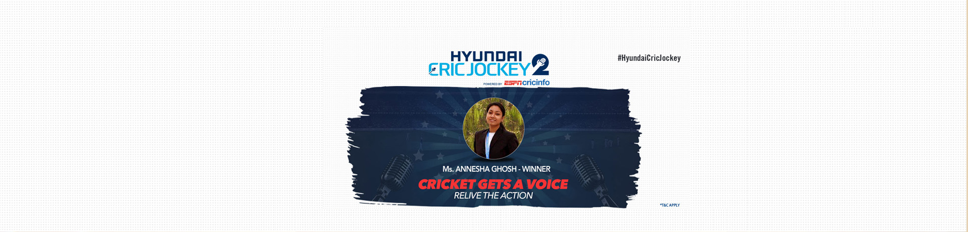 Hyundai CricJockey
