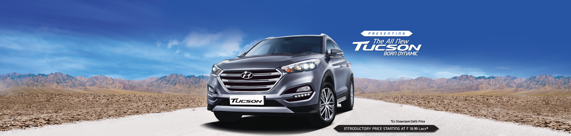 All New Hyundai Tucson Dealer in Thane and Mumbai - Shreenath Hyundai