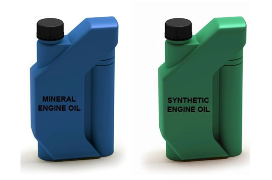 Car Mineral Engine Oil